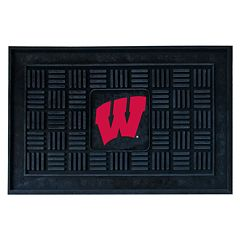 FANMATS Wisconsin Badgers Doormat