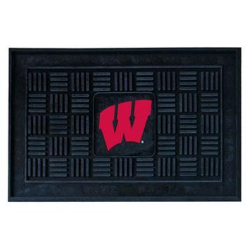 FANMATS Wisconsin Badgers Doormat