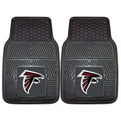 FANMATS 2-pk. Atlanta Falcons Car Floor Mats