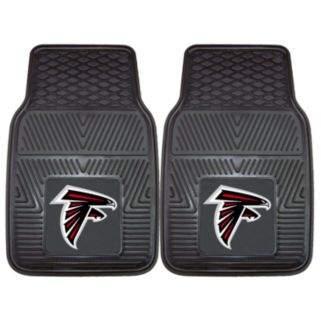 FANMATS 2-pk. Atlanta Falcons Car Floor Mats