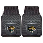 FANMATS 2 pkJacksonville Jaguars Car Floor Mats