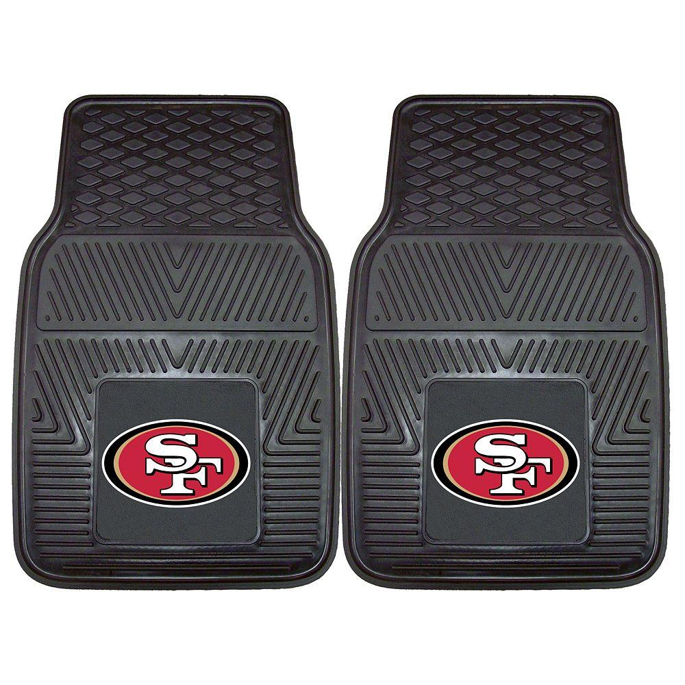 San Francisco 49ers Car Floor Mats