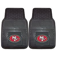 FANMATS 2-pk. San Francisco 49ers Car Floor Mats