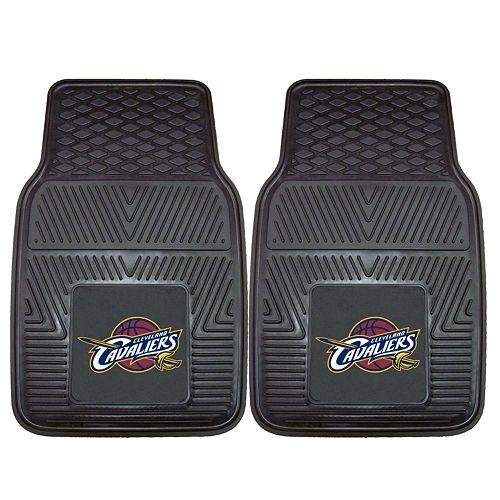 FANMATS 2-pk. Cleveland Cavaliers Car Floor Mats