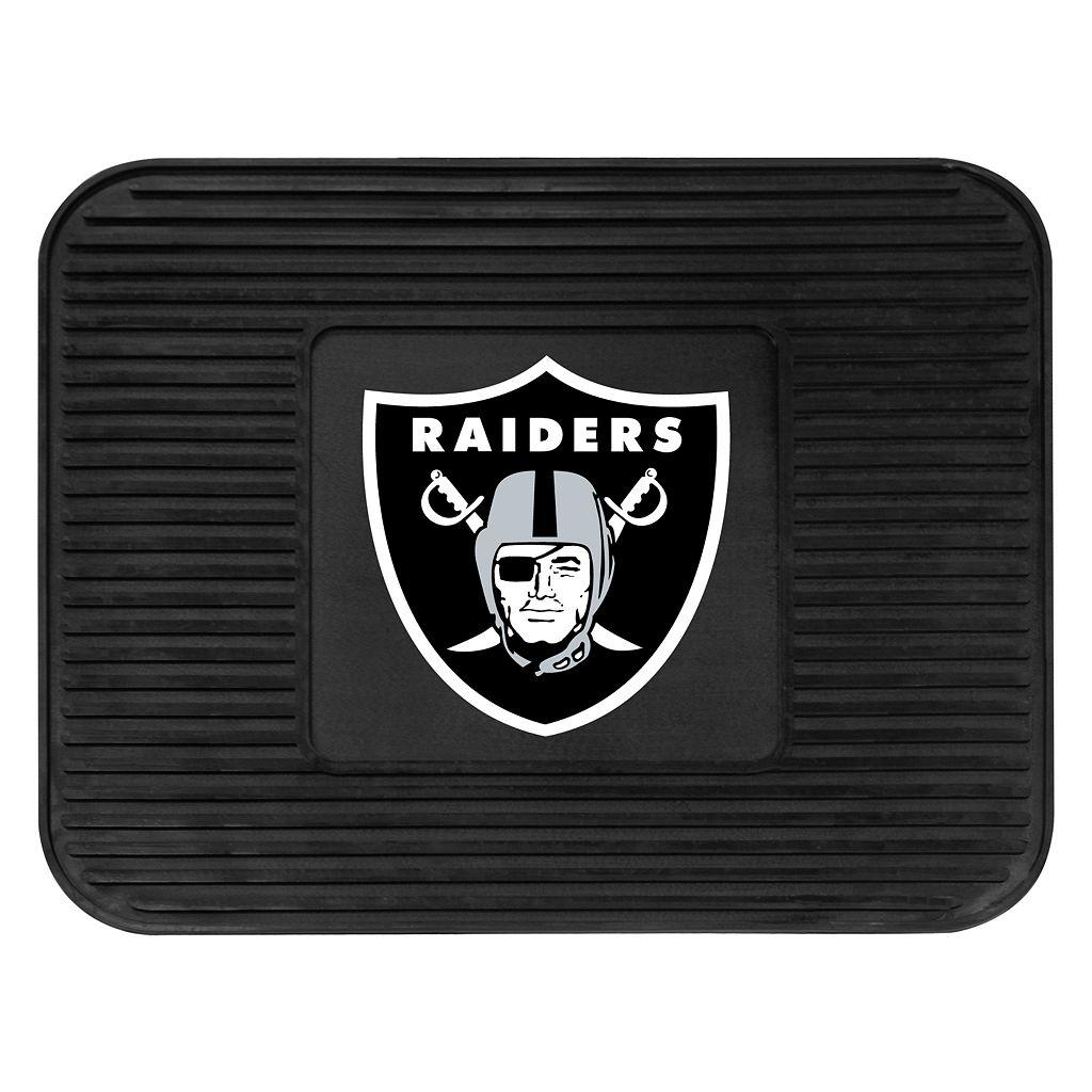 FANMATS Oakland Raiders Utility Mat