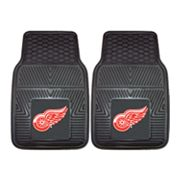 FANMATS 2-pk. Detroit Red Wings Car Floor Mats