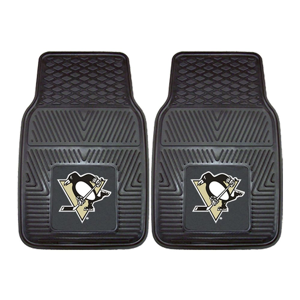 FANMATS 2-pk. Pittsburgh Penguins Car Floor Mats