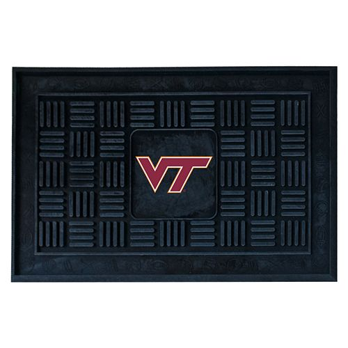 FANMATS Virginia Tech Hokies Doormat