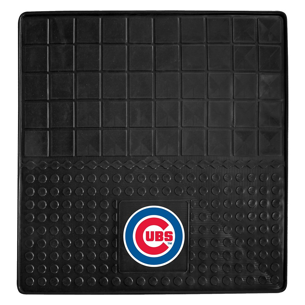 FANMATS Chicago Cubs Cargo Mat