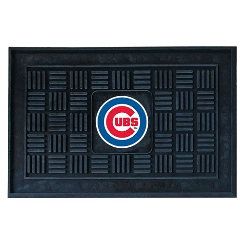 FANMATS Chicago Cubs Doormat