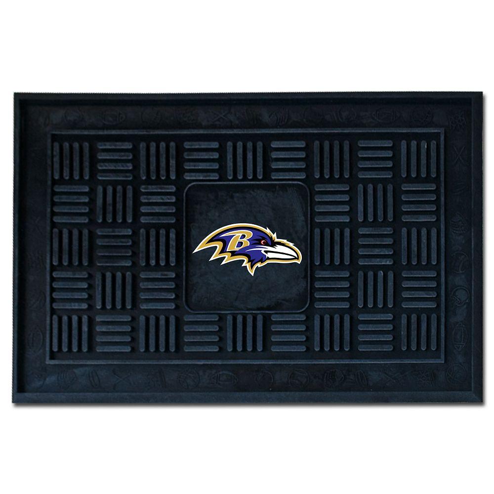 FANMATS Baltimore Ravens Doormat