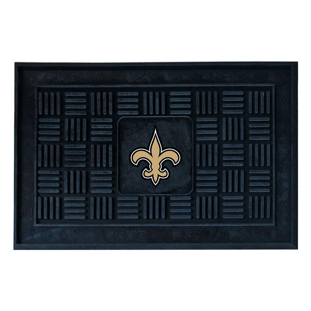FANMATS New Orleans Saints Doormat