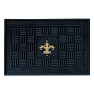 FANMATS New Orleans Saints Doormat