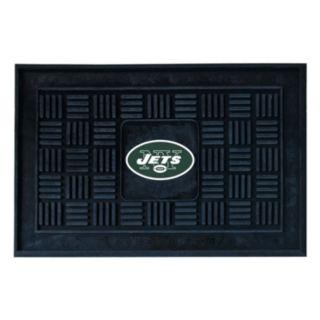 FANMATS New York Jets Doormat