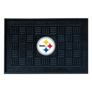 FANMATS Pittsburgh Steelers Doormat