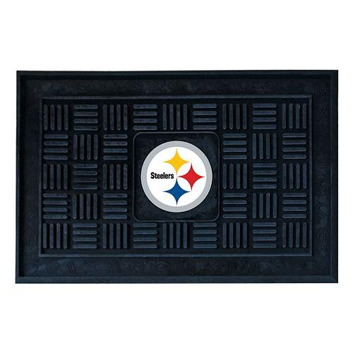 FANMATS Pittsburgh Steelers Doormat