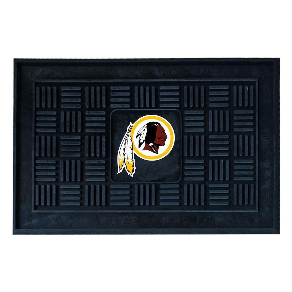 FANMATS Washington Redskins Doormat