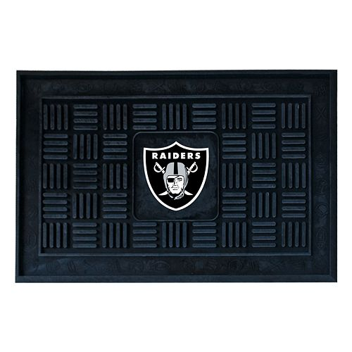 FANMATS Oakland Raiders Doormat
