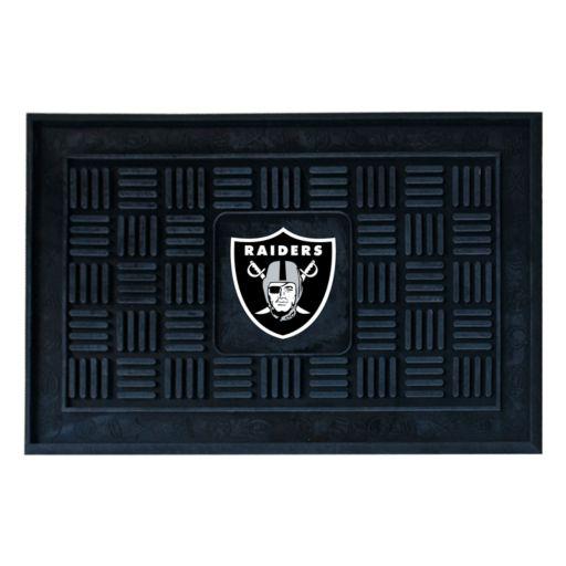 FANMATS Oakland Raiders Doormat