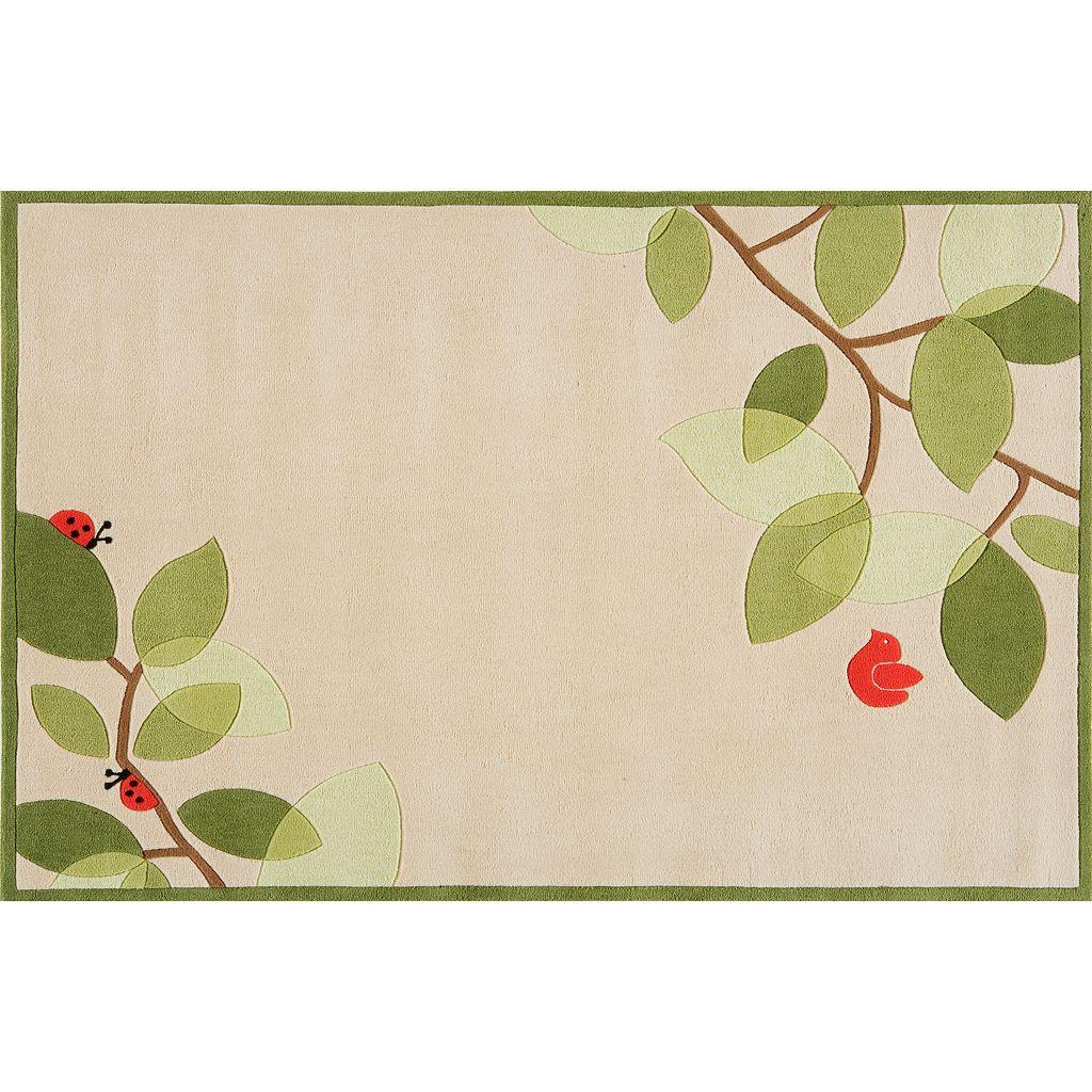 Momeni Lil Mo Whimsy Branch Rug - 3' x 5'