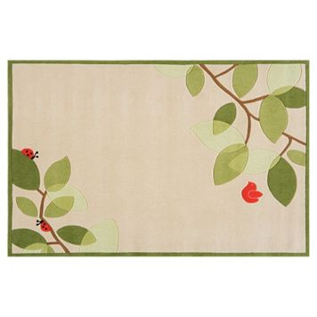 Momeni Lil Mo Whimsy Branch Rug - 4' x 6'