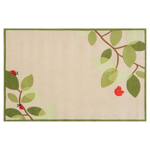 Momeni Lil Mo Whimsy Branch Rug – 5′ x 7′