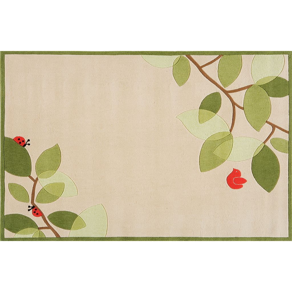 Momeni Lil Mo Whimsy Branch Rug - 8' x 10'