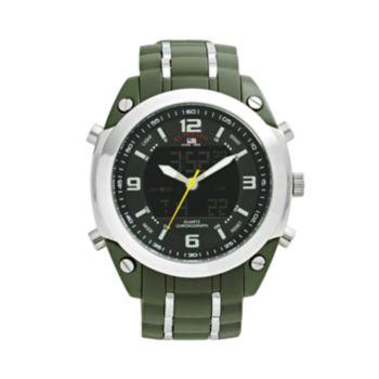 U.S. Polo Assn. Men's Analog & Digital Chronograph Watch - US9121