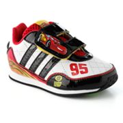 Disney/Pixar Cars Lightning McQueen Athletic Shoes by adidas - Toddler Boys