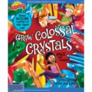 Scientific Explorer Grow Colossal Crystals Kit
