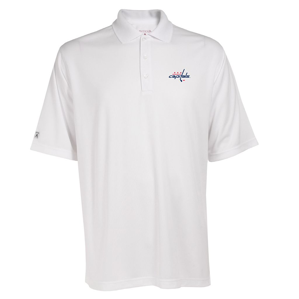 Men's Washington Capitals Exceed Performance Polo