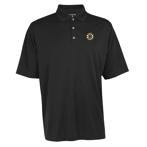 Men's Boston Bruins Exceed Performance Polo