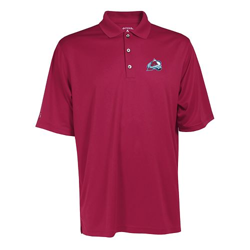 Men's Colorado Avalanche Exceed Performance Polo