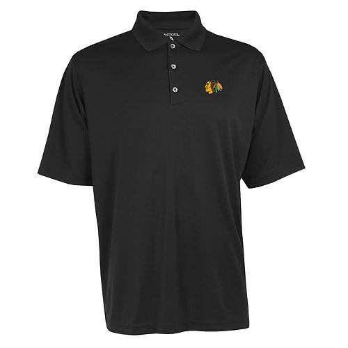 Men's Chicago Blackhawks Exceed Performance Polo