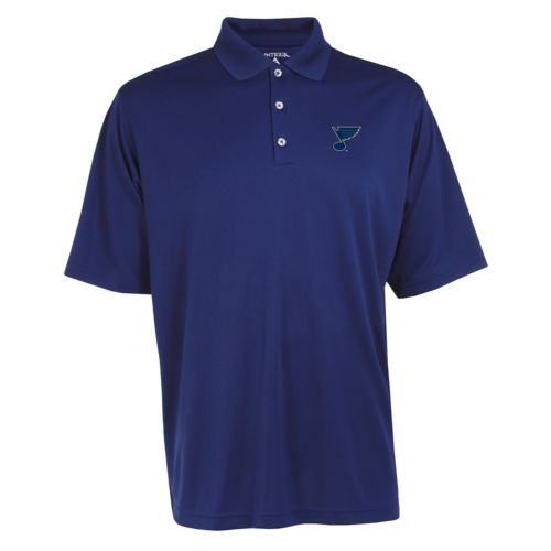 Men's St. Louis Blues Exceed Performance Polo