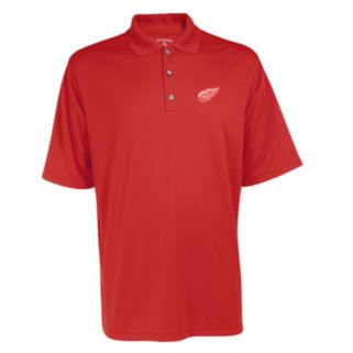 Men's Detroit Red Wings Exceed Performance Polo