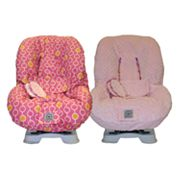 Little Luxe Link Reversible Toddler Car Seat Cover