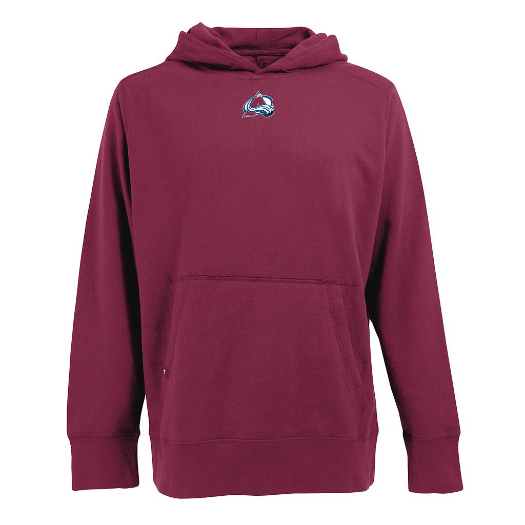 Colorado Avalanche Signature Fleece Hoodie