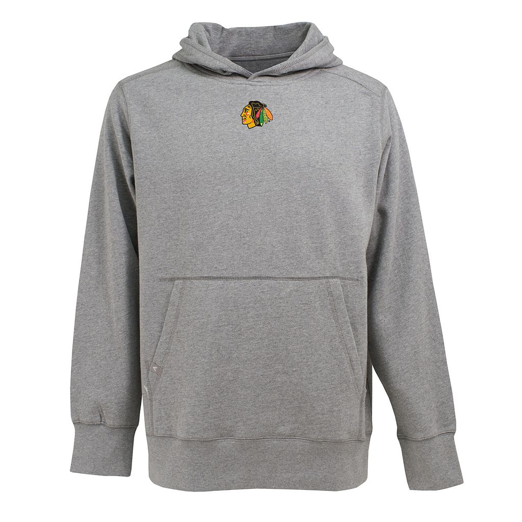Chicago Blackhawks Signature Fleece Hoodie