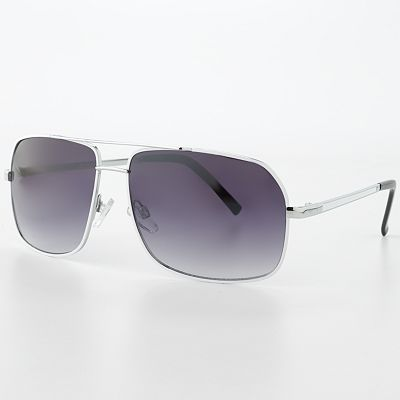 Unionbay Square Aviator Sunglasses