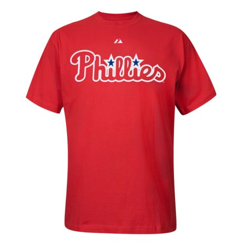 Majestic Philadelphia Phillies Tee - Big and Tall