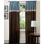 Lush Decor 2 Pack Terra Window Curtains 54 X 84