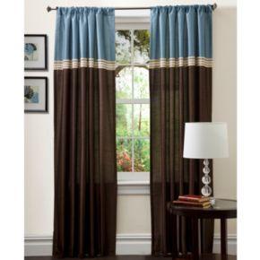 Lush Decor 2-pack Terra Window Curtains - 54'' x 84''