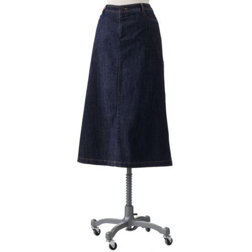 and barrow denim skirt