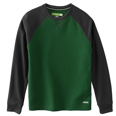 Tek Gear Thermal Raglan Performance Tee