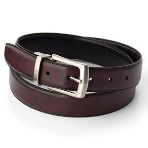 Men's Croft & Barrow® Soft Touch Reversible Belt