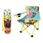 Spongebob Squarepants Mini Camp Chair