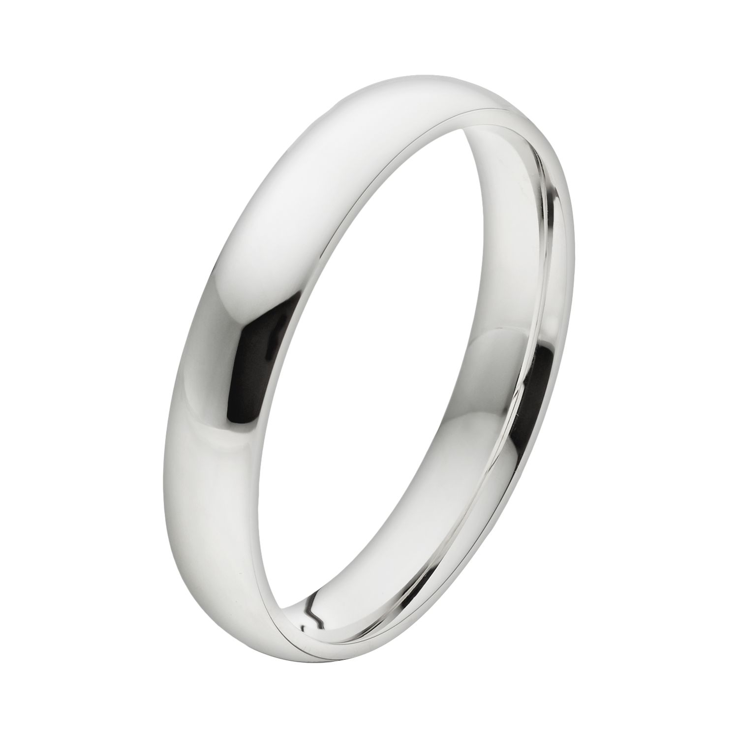 Mens Stainless Steel Wedding Bands Rings Jewelry