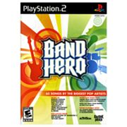 Band Hero for PlayStation 2