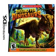 Digging for Dinosaurs for Nintendo DS